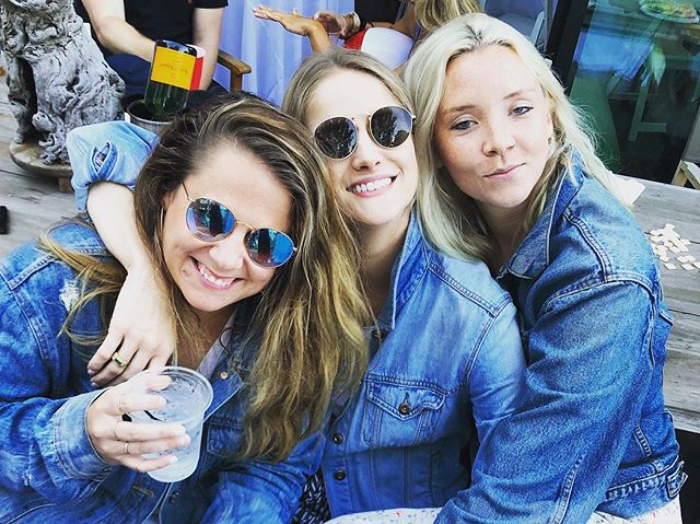 blue jean BBs #LAladies #summerparty #♀️