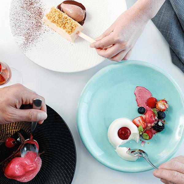 Dessert Menu -