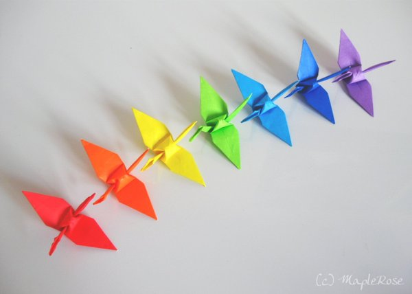 Learn the art of origami at a FREE workshop.