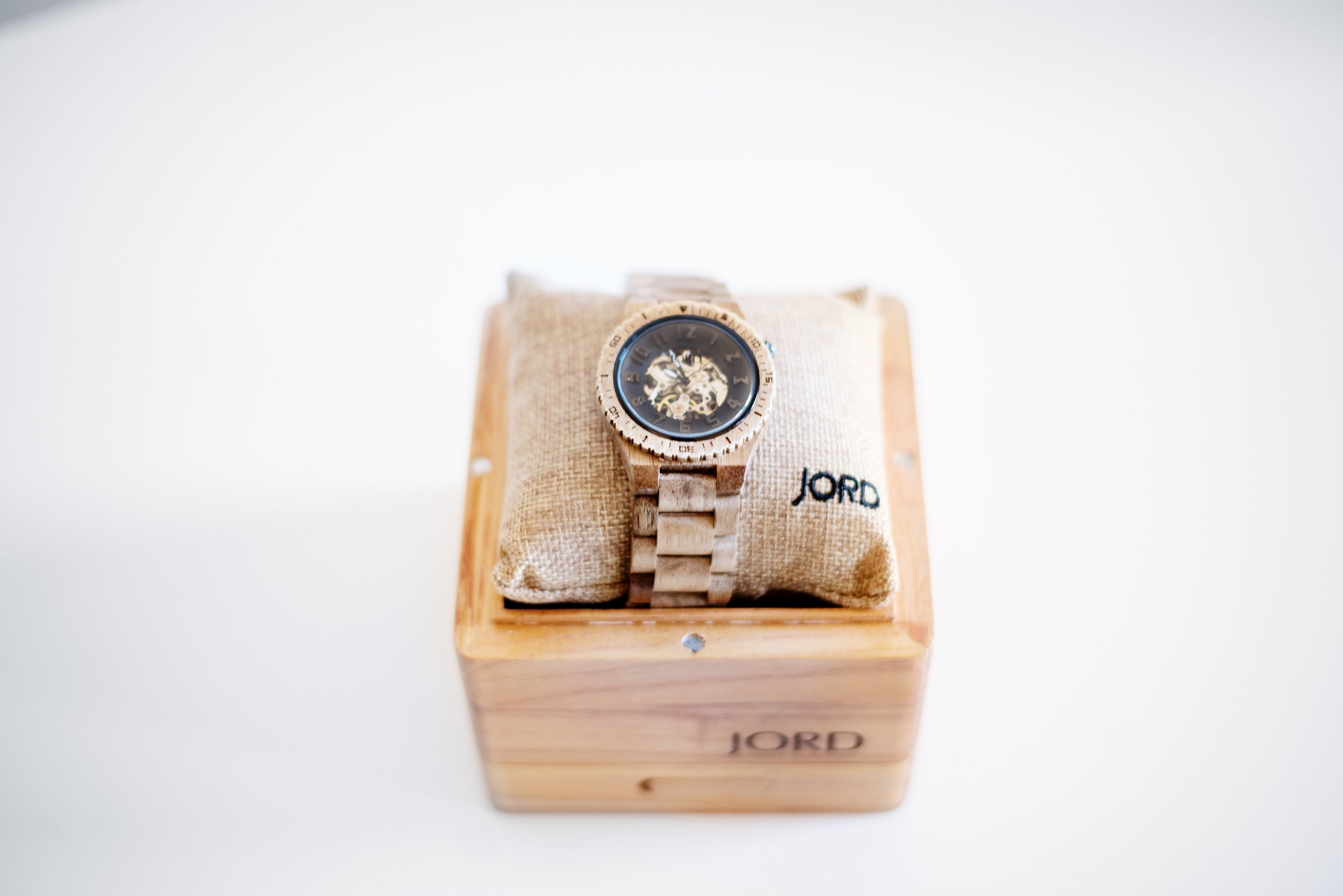 Wood Watches by JORD