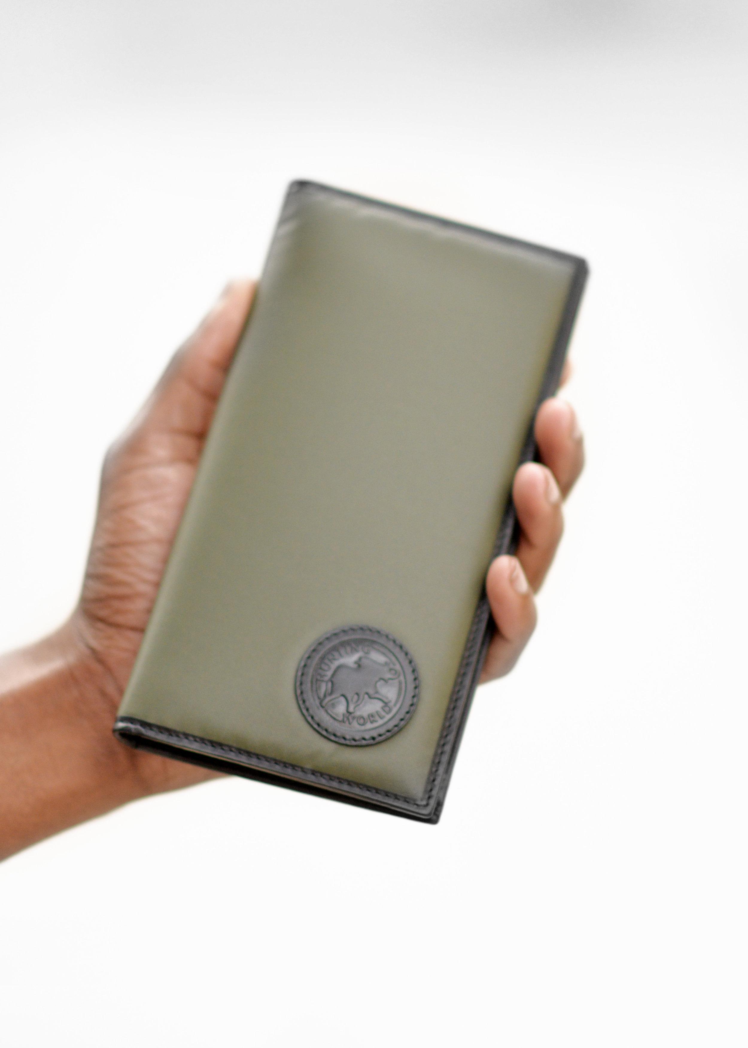 Hunting World NYC Long Wallet