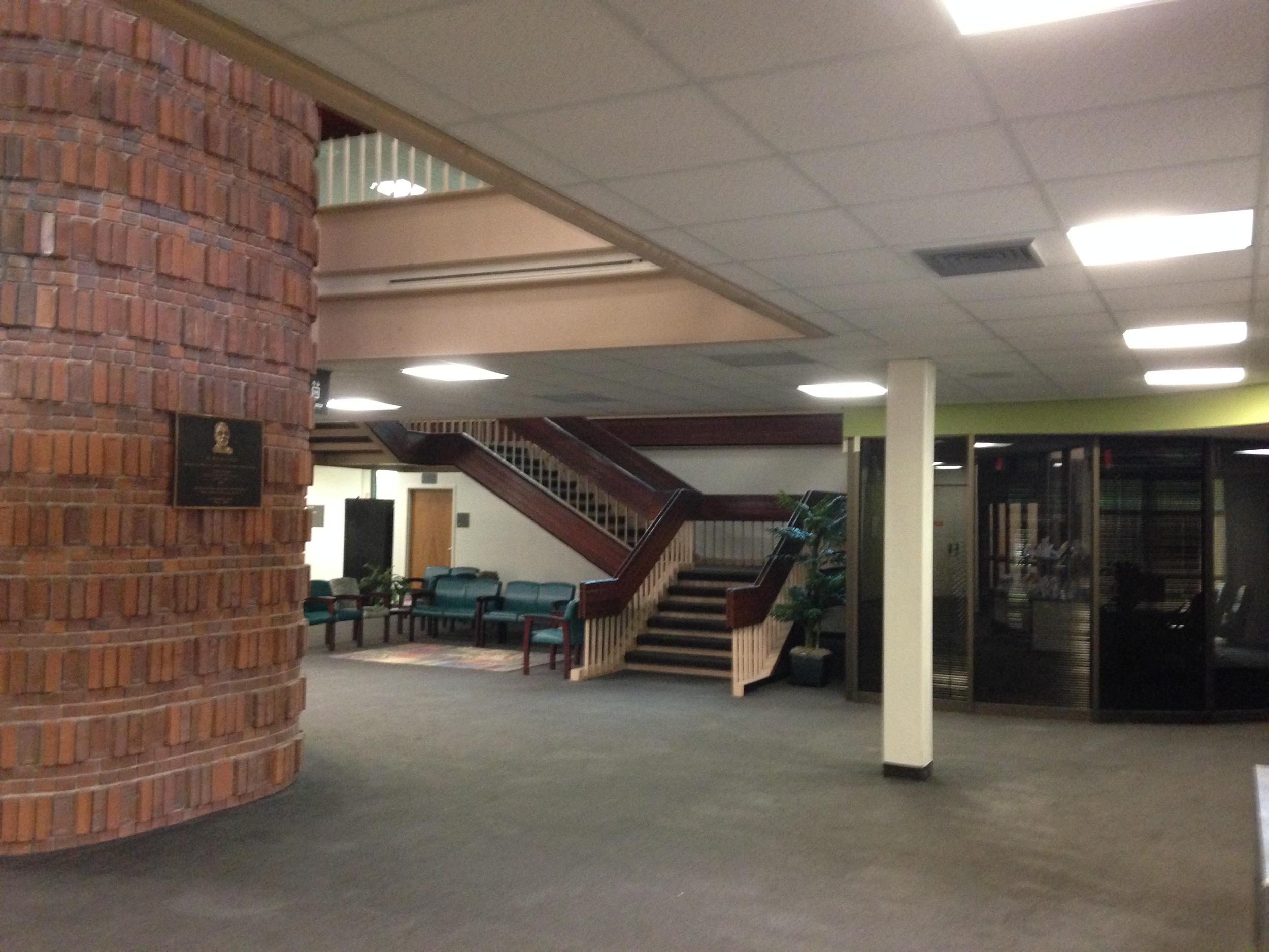 Biloxi Office Lobby