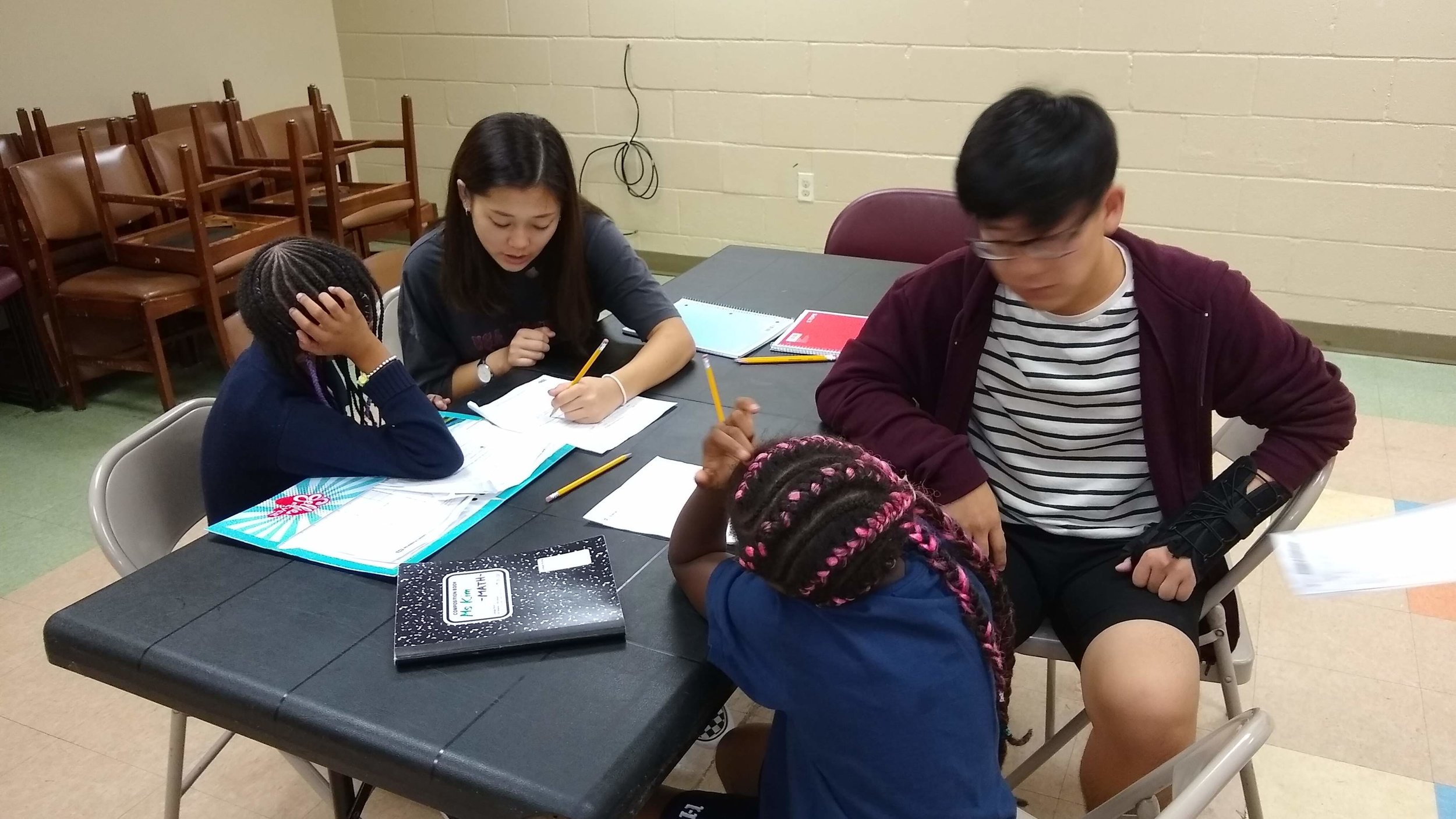 Thursday Afterschool Tutoring