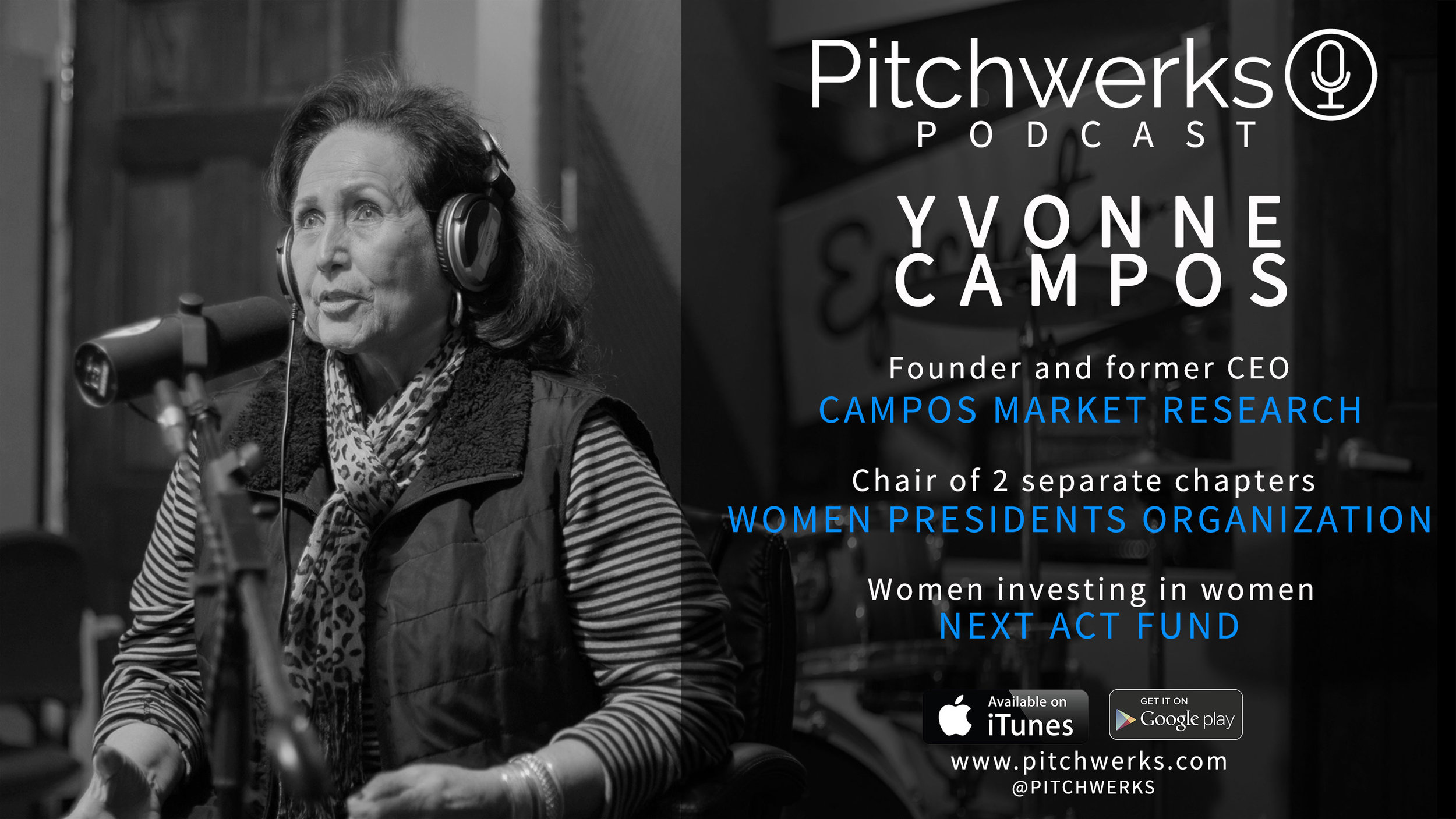 Yvonne Campos recording with Pitchwerks