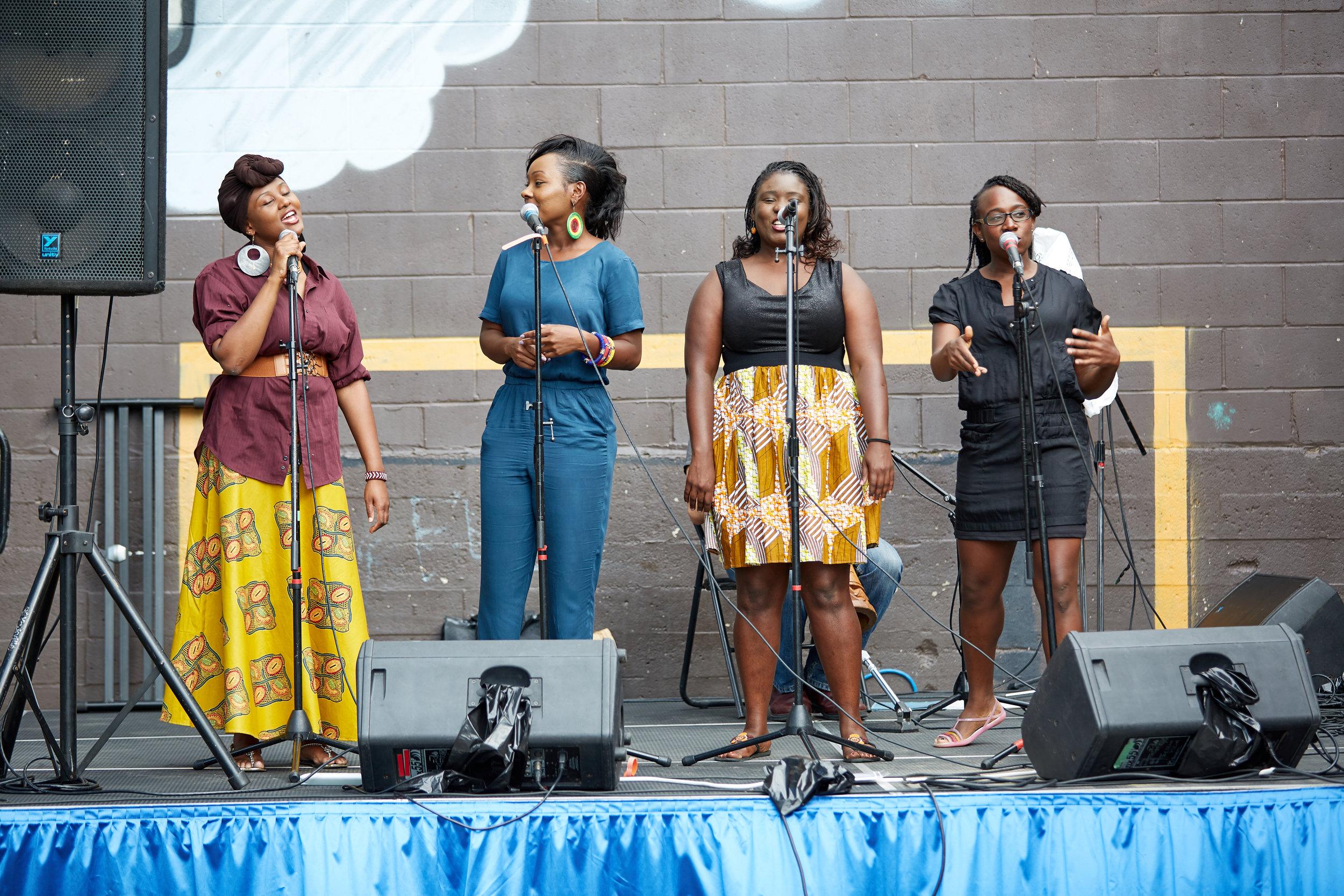 Voices of the Savannah