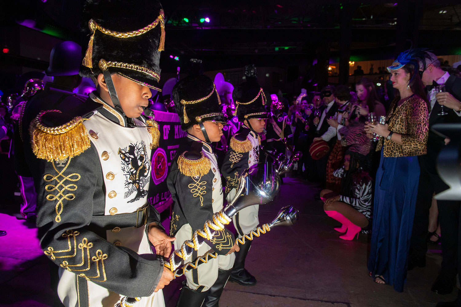 Bal Masqué Weekend   A CARNIVAL CELEBRATION TO NOURISH, EDUCATE AND EMPOWER THE YOUTH OF NEW ORLEANS  January 17 + 18, 2020  GET TICKETS  starting at $245 (through October 31)