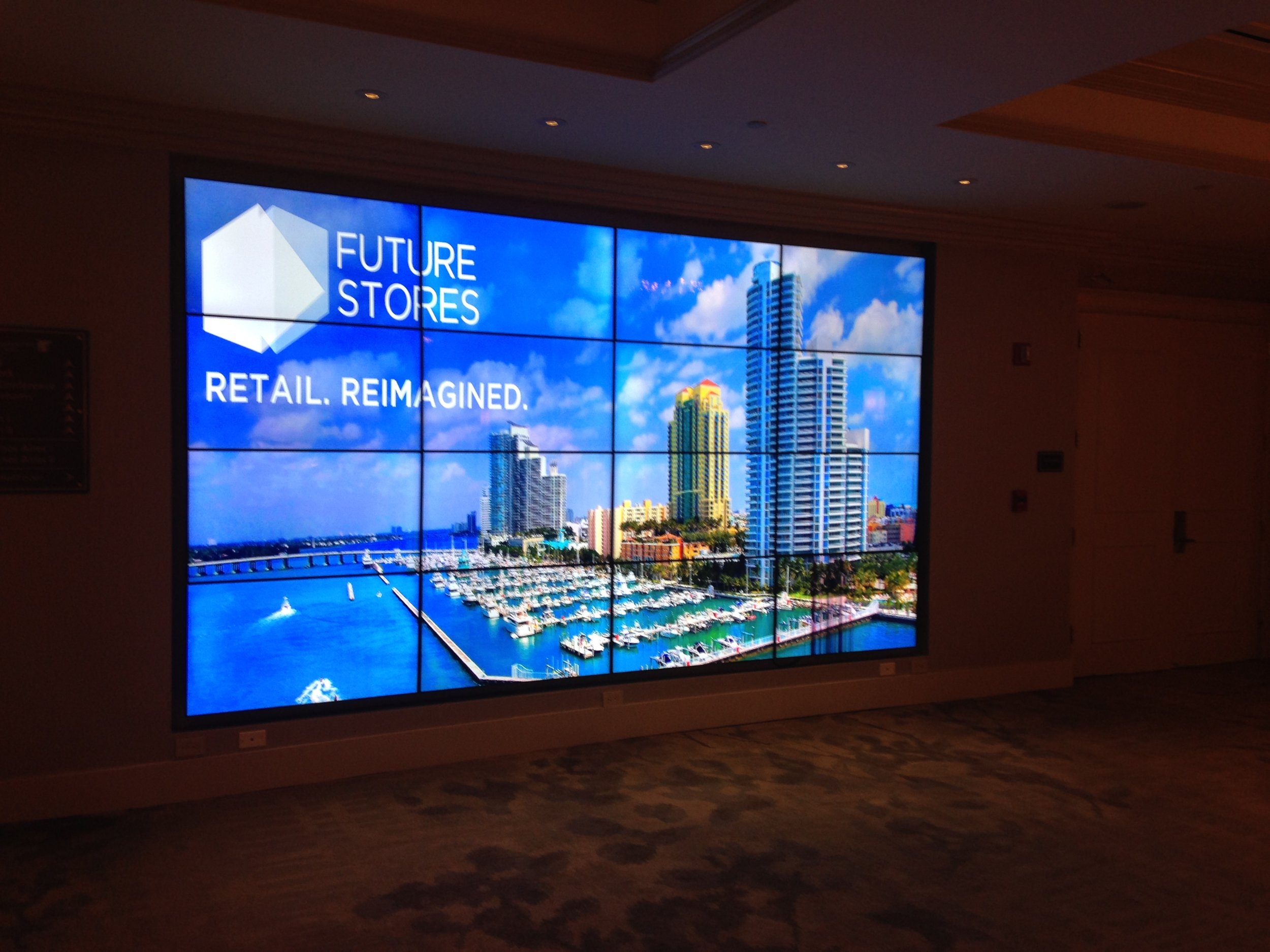 Gearing up for Future Stores Miami