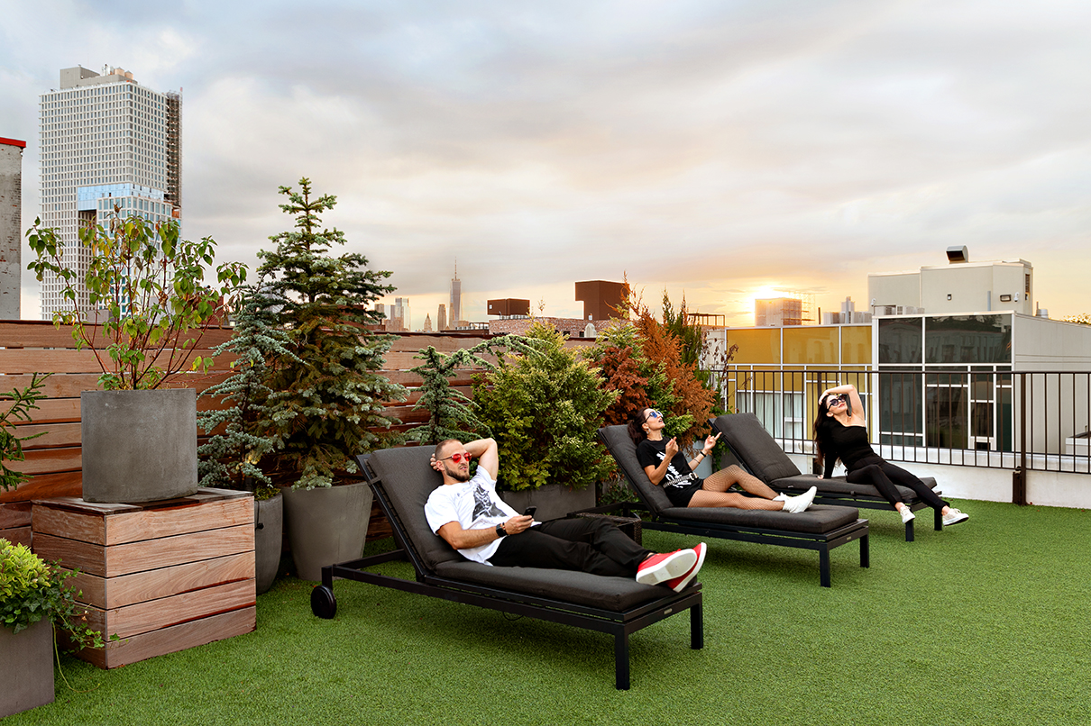 Roof Sunset w Models W Facing IMG_0708-web.jpg