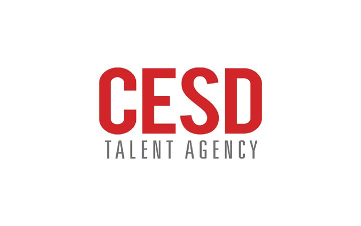 Signs with CESD - In the new year Morgan signs with CESD On-Camera Commercial Department. Lead by David Ziff, Dedra Galiher & Juliana Castro.For more information of CESD click here.