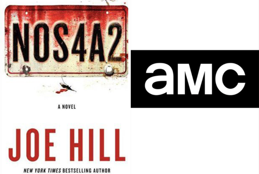 AMC's new series NOS4A2 on Sundays - AMC has ordered a new supernatural horror drama series called NOS4A2, based on Joe Hill's novel of the same name.Zachary Quinto as Charlie Max and Ashleigh Cummings as Vic McQueen!Morgan plays a recurring guest star across from Zachary Quinto.