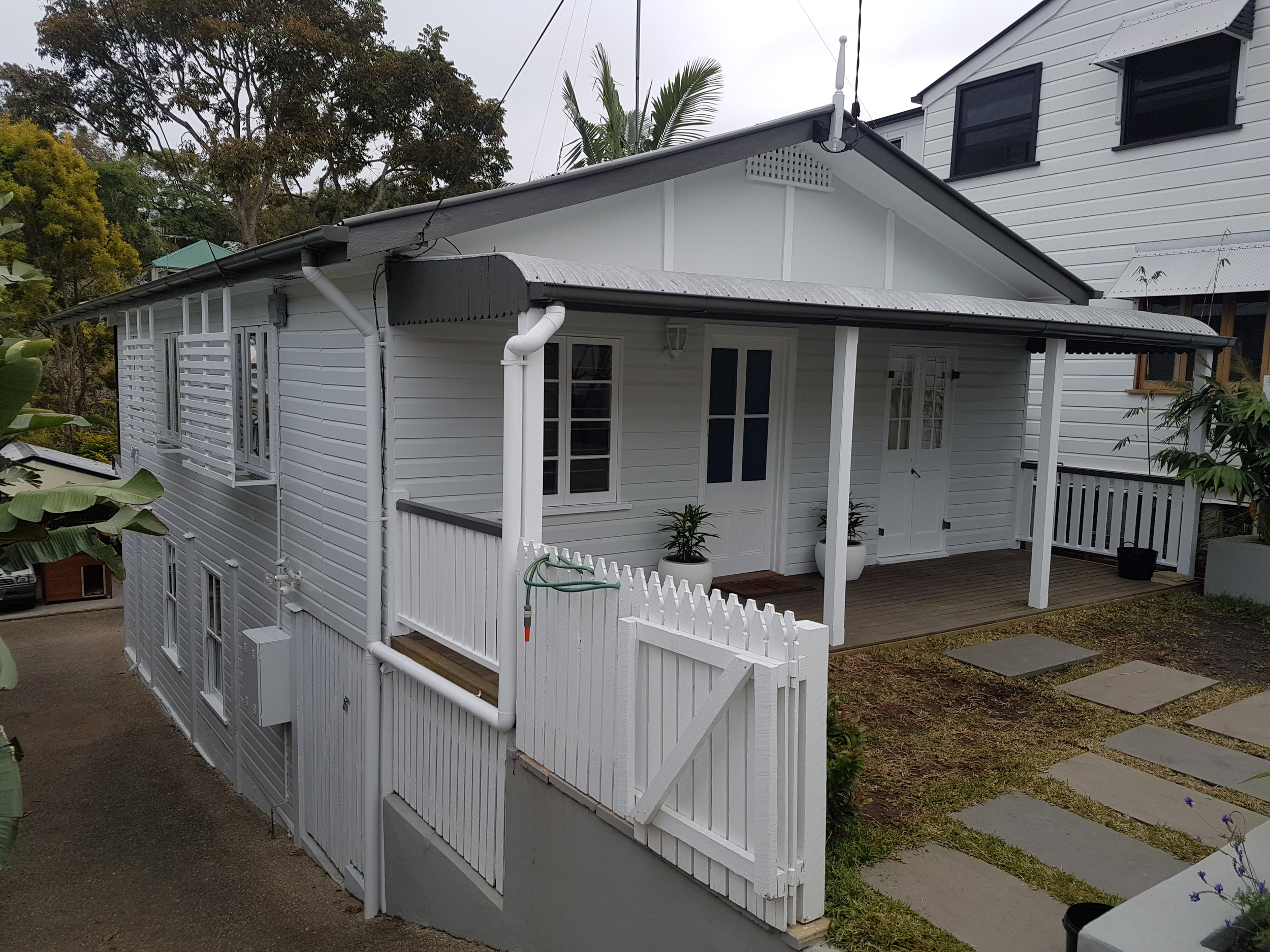 Red Hill - Exterior repaint