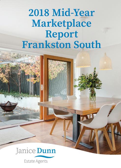 2018 mid-year Frankston South