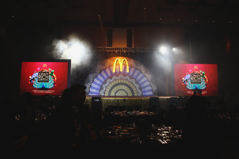 Crazy Rich Christmas : McDonald's RSC