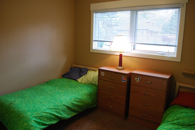 Wolfpack Main Floor Bedroom