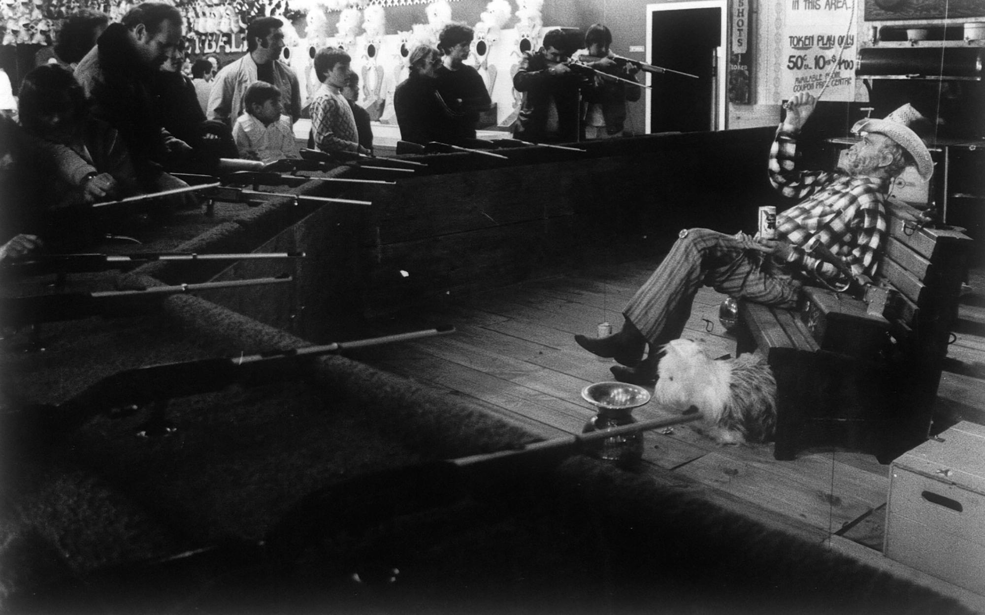 LUNA PARK / MELBOURNE 1978