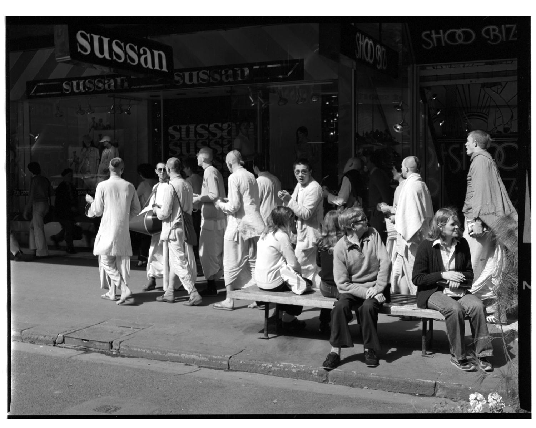 HARE KRISNA / MELBOURNE - 1981