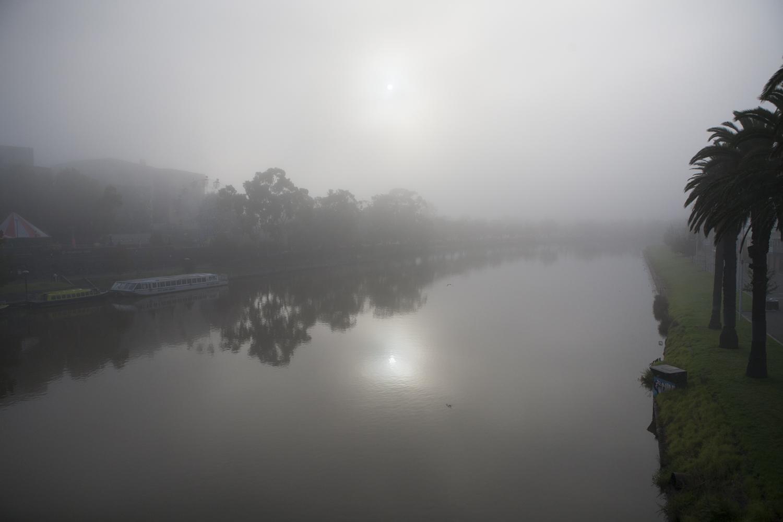 YARRA RIVER / MELBOURNE