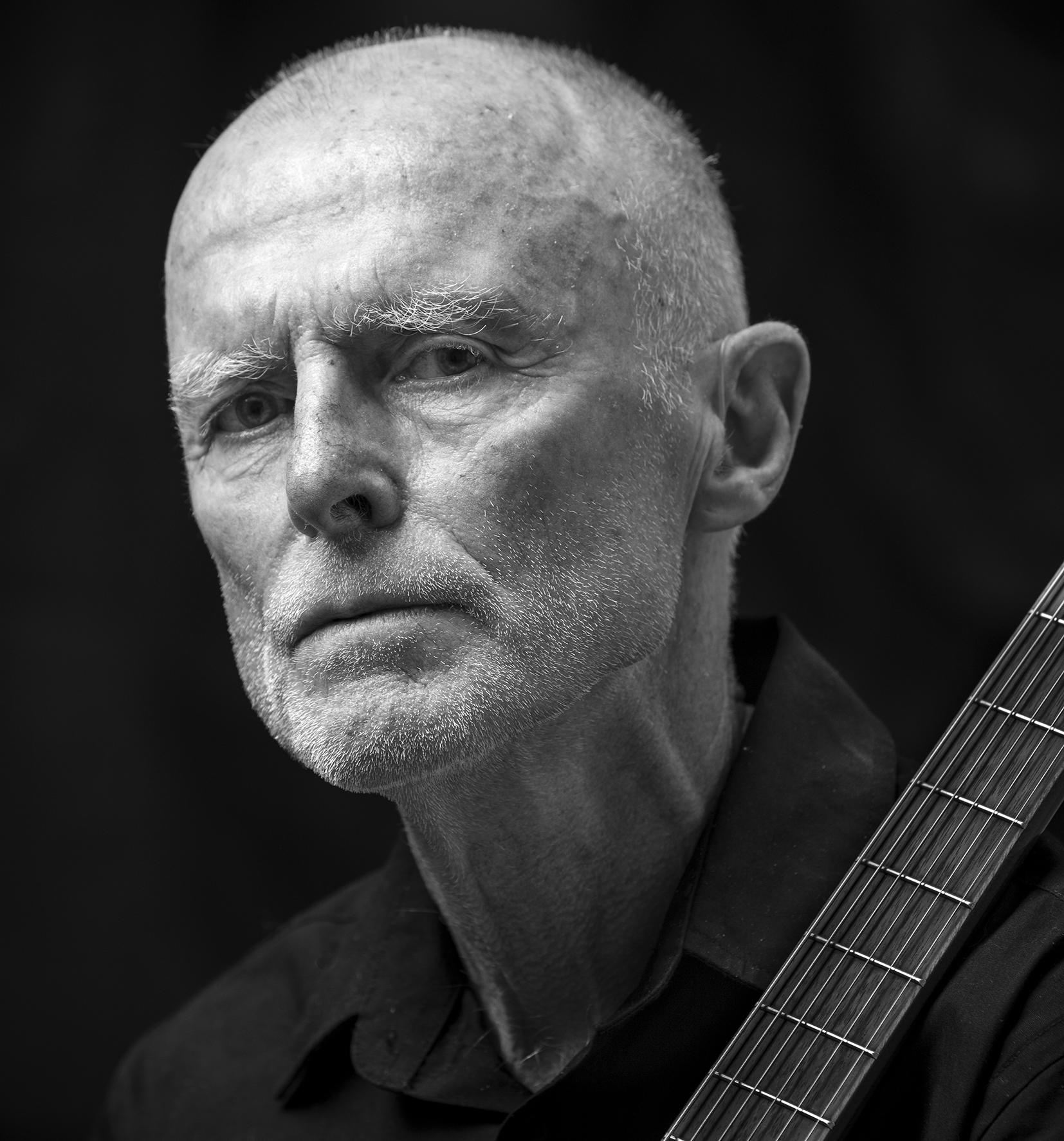 Saul Roche - songwriter / painter