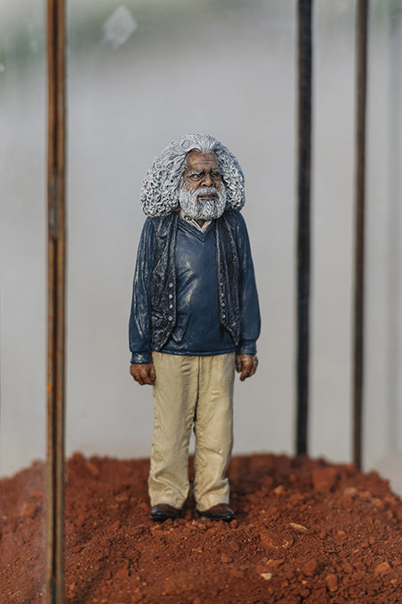 Leonie Rhodes Uncle Jack Charles Signifiacntly Small
