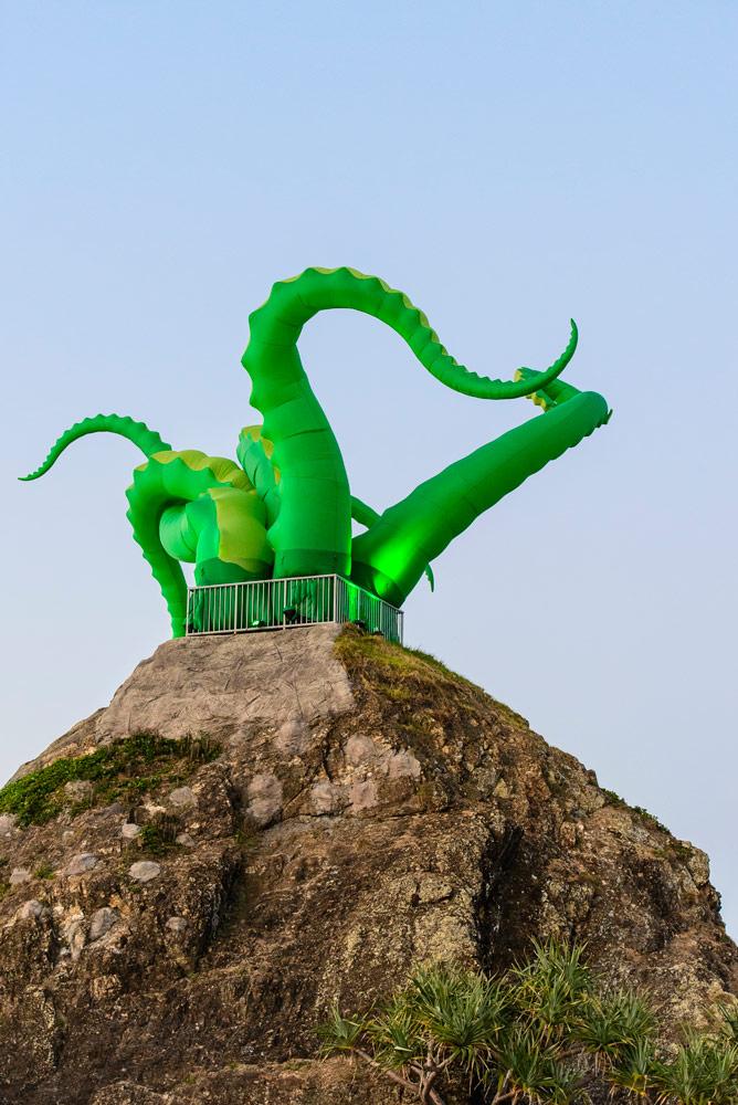 Filthy Luker & Pedro Estrellas Octopus Attacks 2014