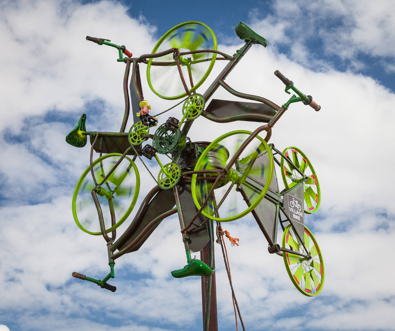 Village Bike Gold Coast (Inc) Wind In The Wheelos 2016 Photography SWELL
