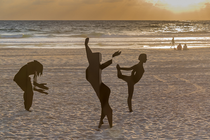 Alex Polo & Michael Dowling Dancing In The Sun 2016 Photography PBR Images