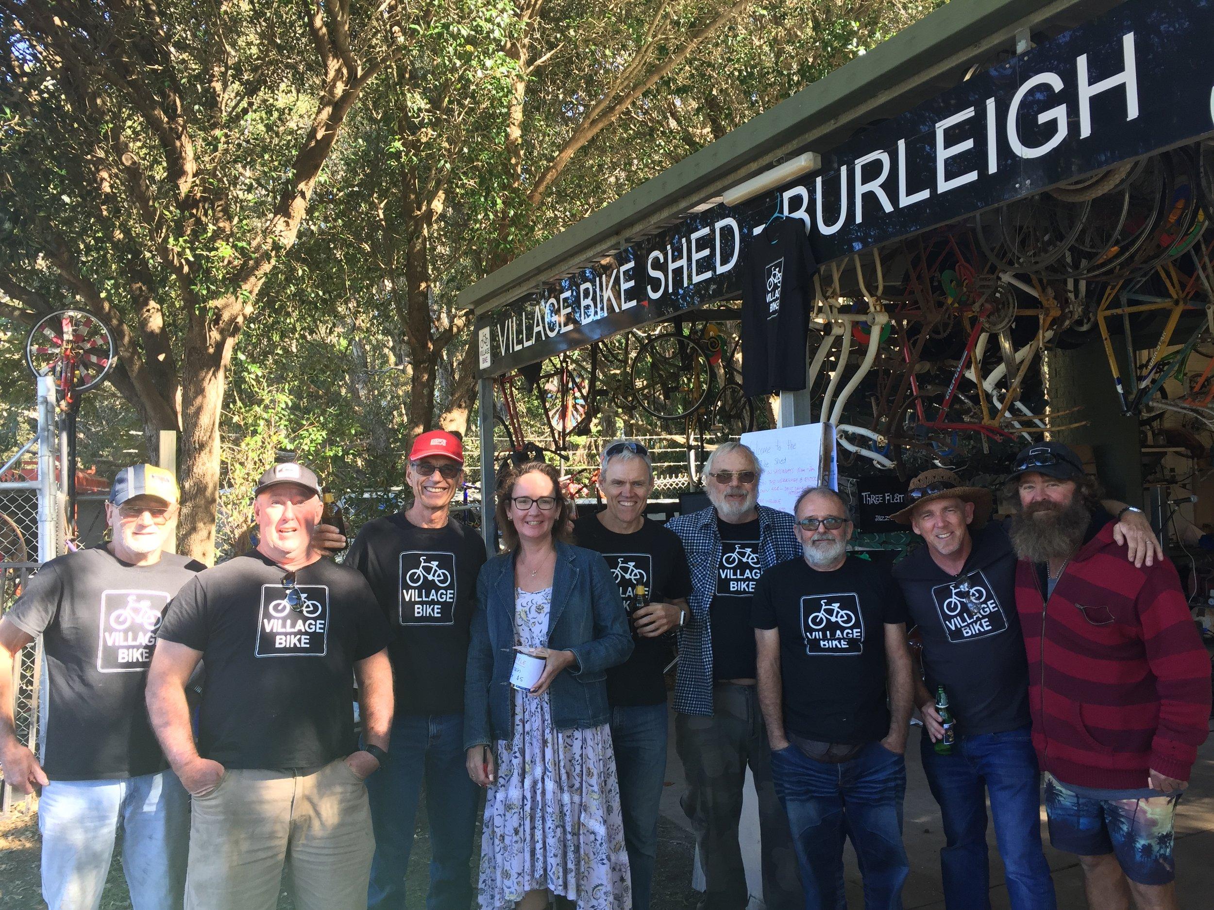 Village Bikes Inc