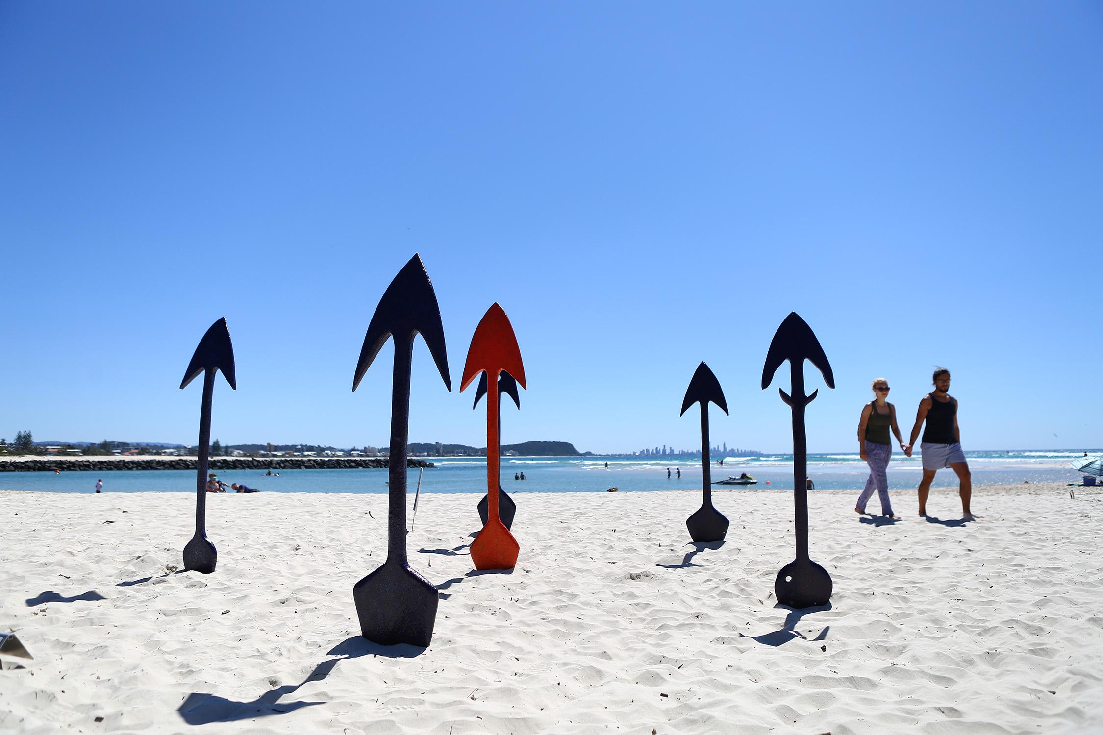 SURF WARRIORS  I  ALISON ALLCOCK  I  NSW