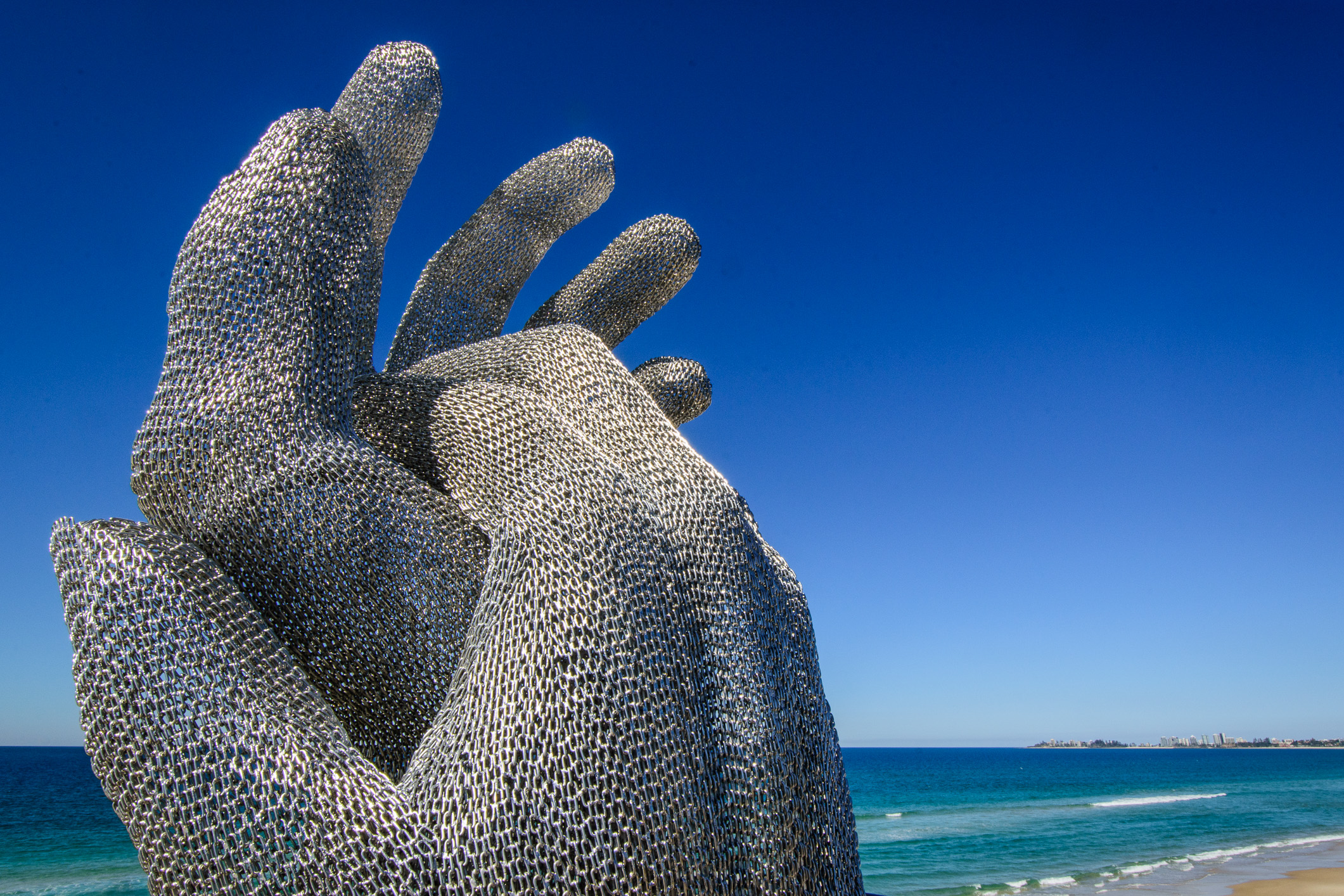 THESE HANDS  I  MICHAEL VAN DAM  I  QLD