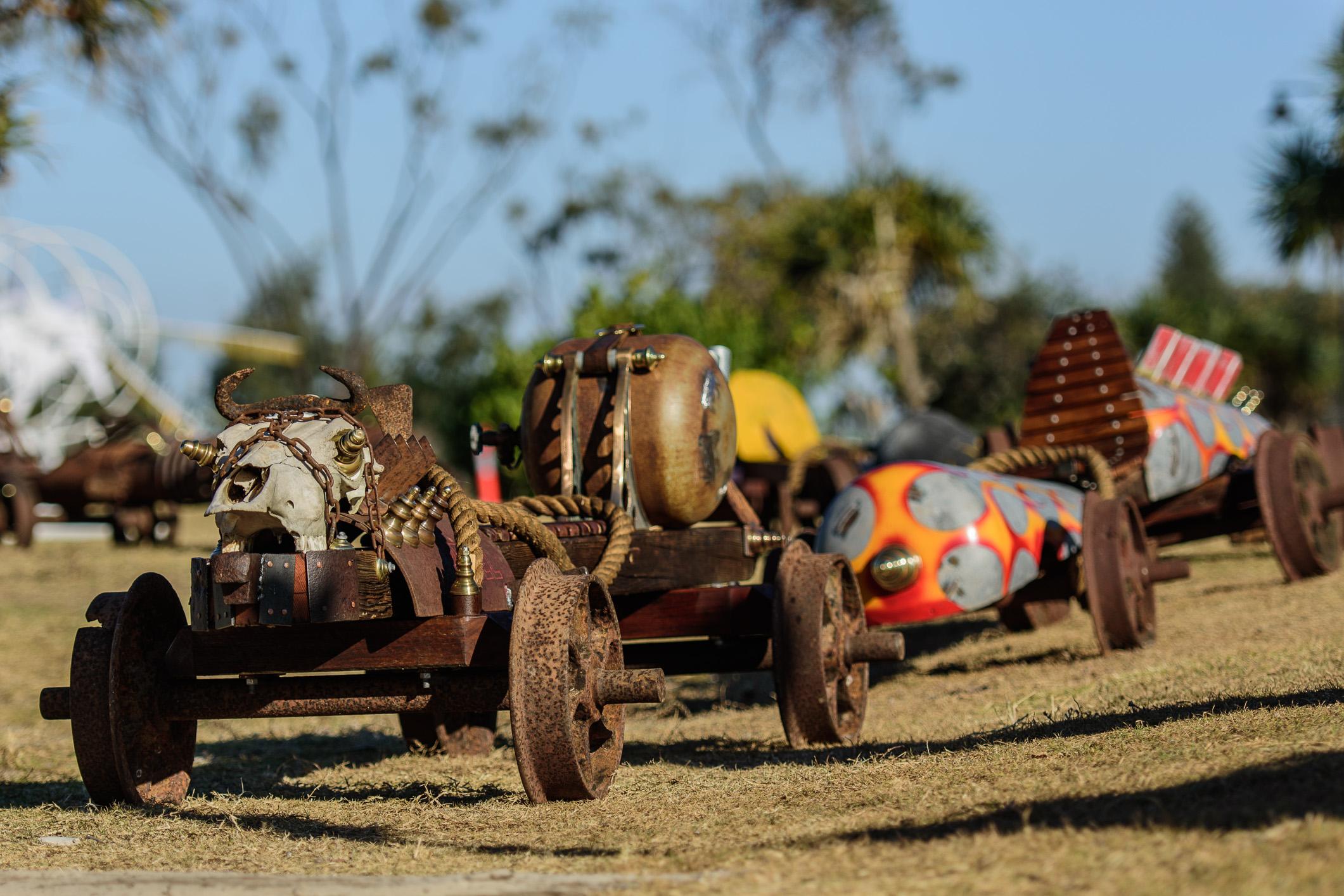 CURRUMBIN CRUZIN'     LANCE SEADON     NSW