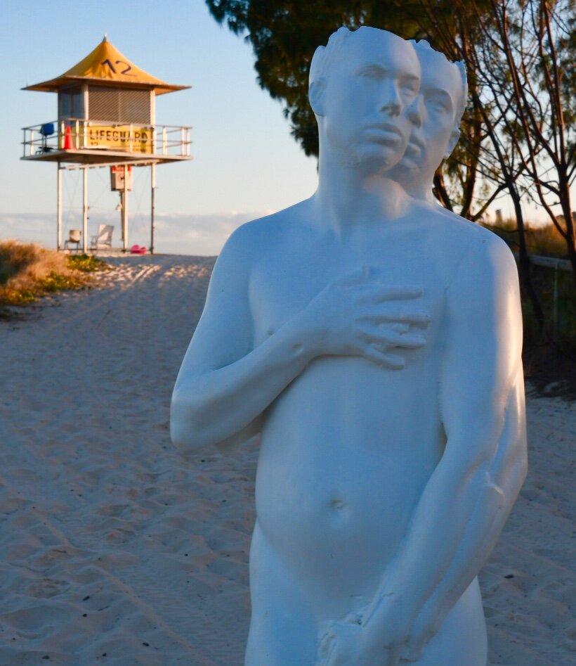 21  Itamar Freed & Courtney Scheu   Whispering to Venus (Self Portrait of Venus)   Photography  Tony Scott