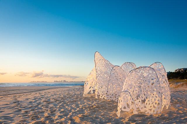 16  Pam Walpole & Yanni Van Zilj (Art Forartsake)   Sea Spirit   Photography  PBR Images