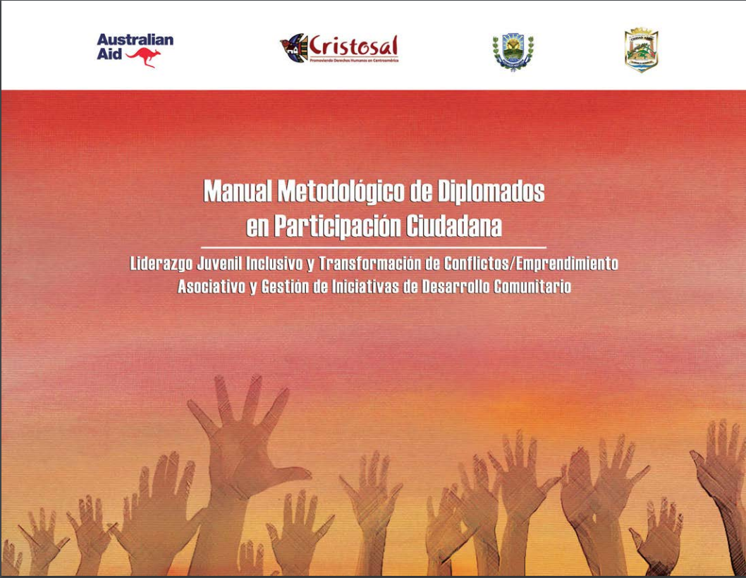 Manual metodológico de diplomados en participación ciudadana