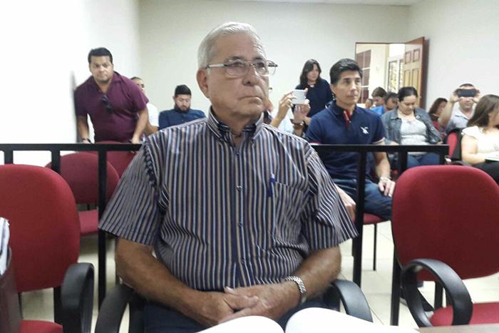 Juan Rafael Bustillo / Photo:Vladimir Chicas