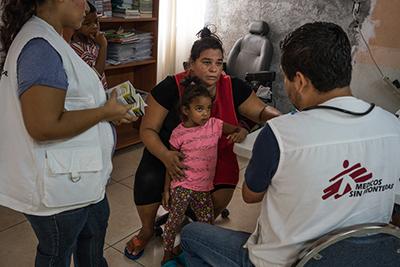 Photo from Medicos Sin Fronteras.