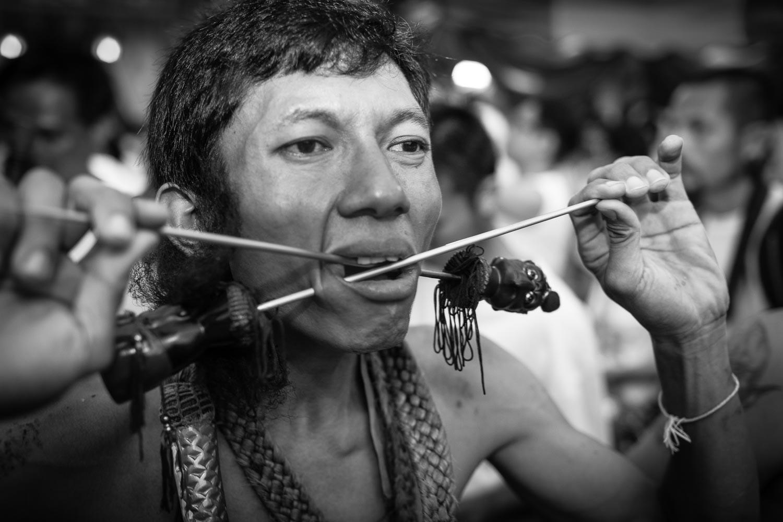 Spirit Medium - Phuket Vegetarian Festival