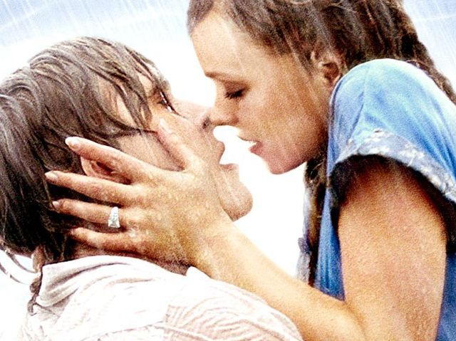 All the rain. All the kissing.Image: New Line Cinema