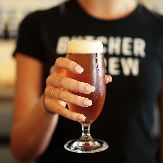 Pint Nigh with @gatecitybrewing tonight 7/25 at 6pm!  Come try a rare beer and take a pint glass home!  Also did you know Gate City is one of 22 breweries that will be at our 2nd Annual Butcher & Brew Fest? 🍻Click link in bio to get your tickets now!
