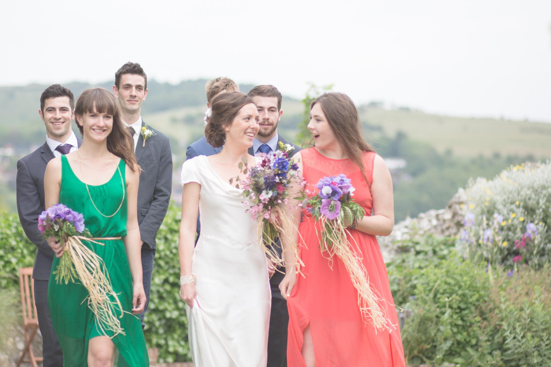 Lewes Castle wedding photographer whimsical wedding photography by Olivia Moon Photography