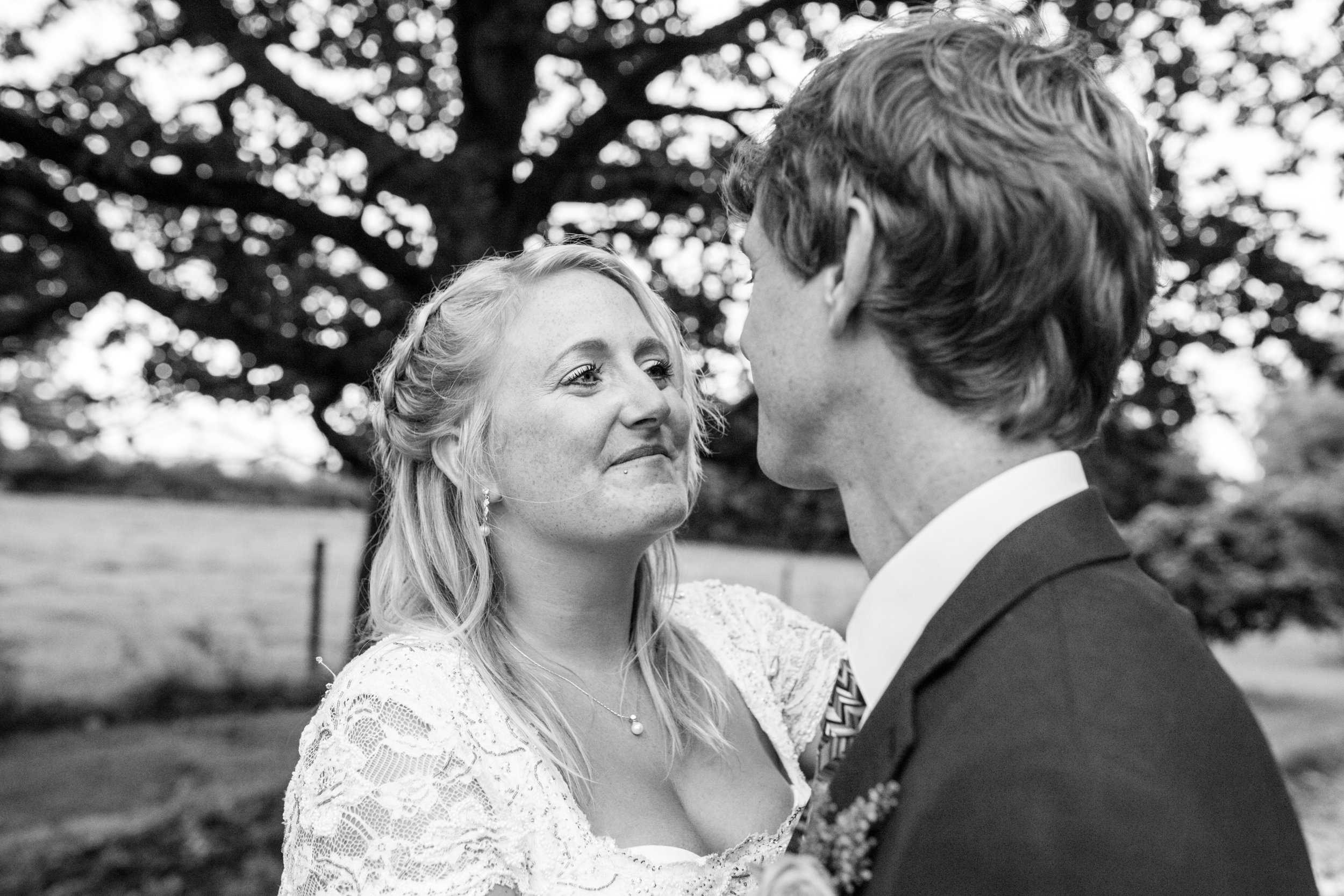 Beautiful Shropshire couples portrait