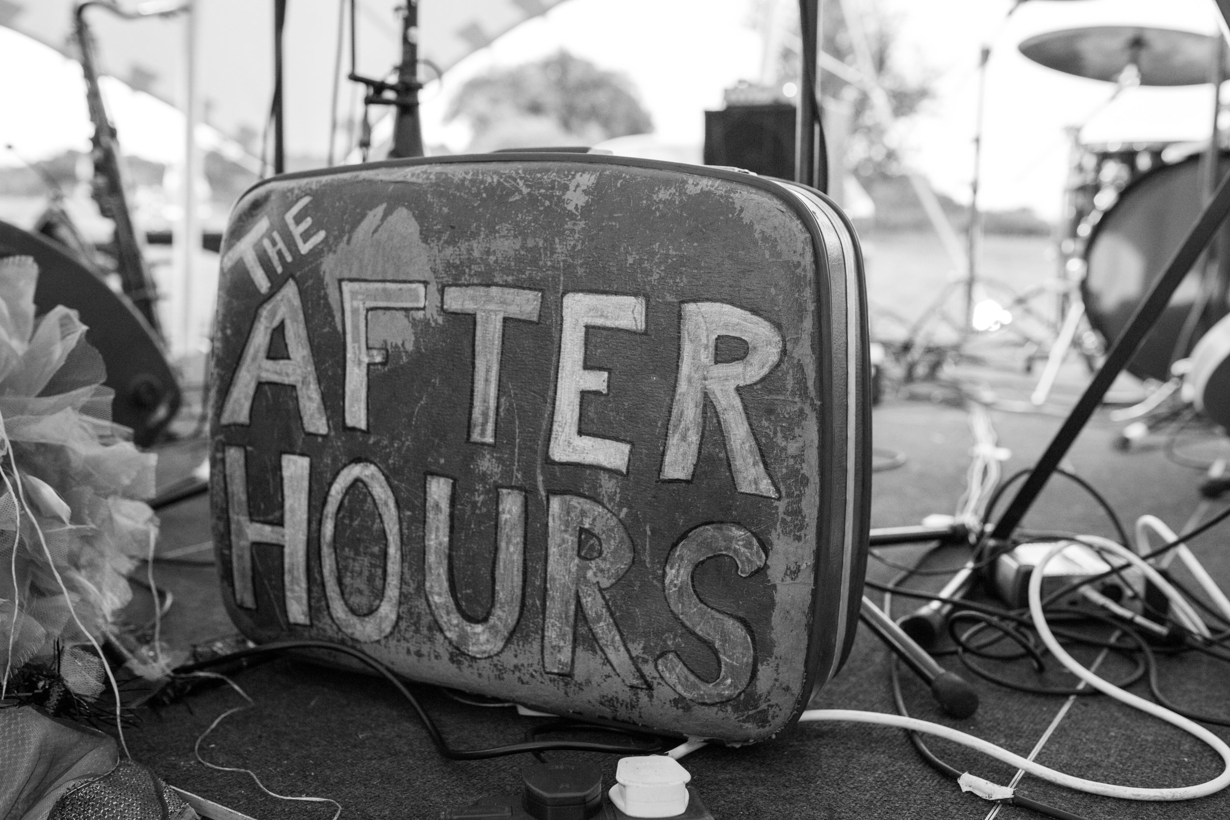 The After Hours, live electro swing band