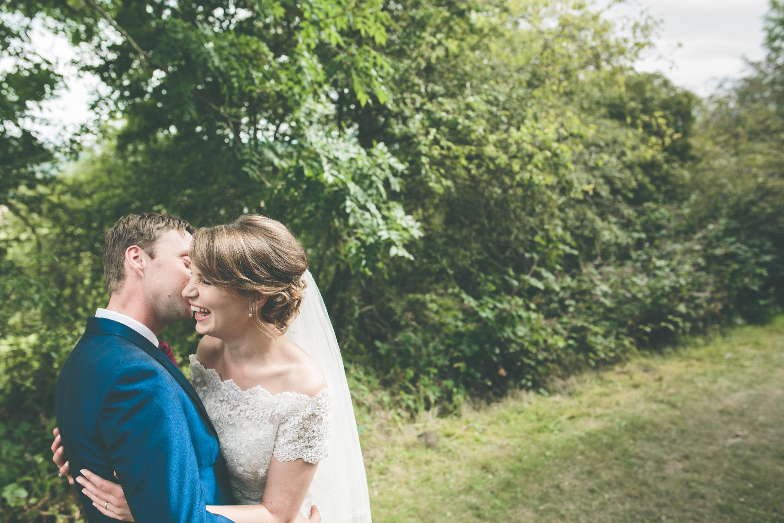 Montgomery Castle wedding photography