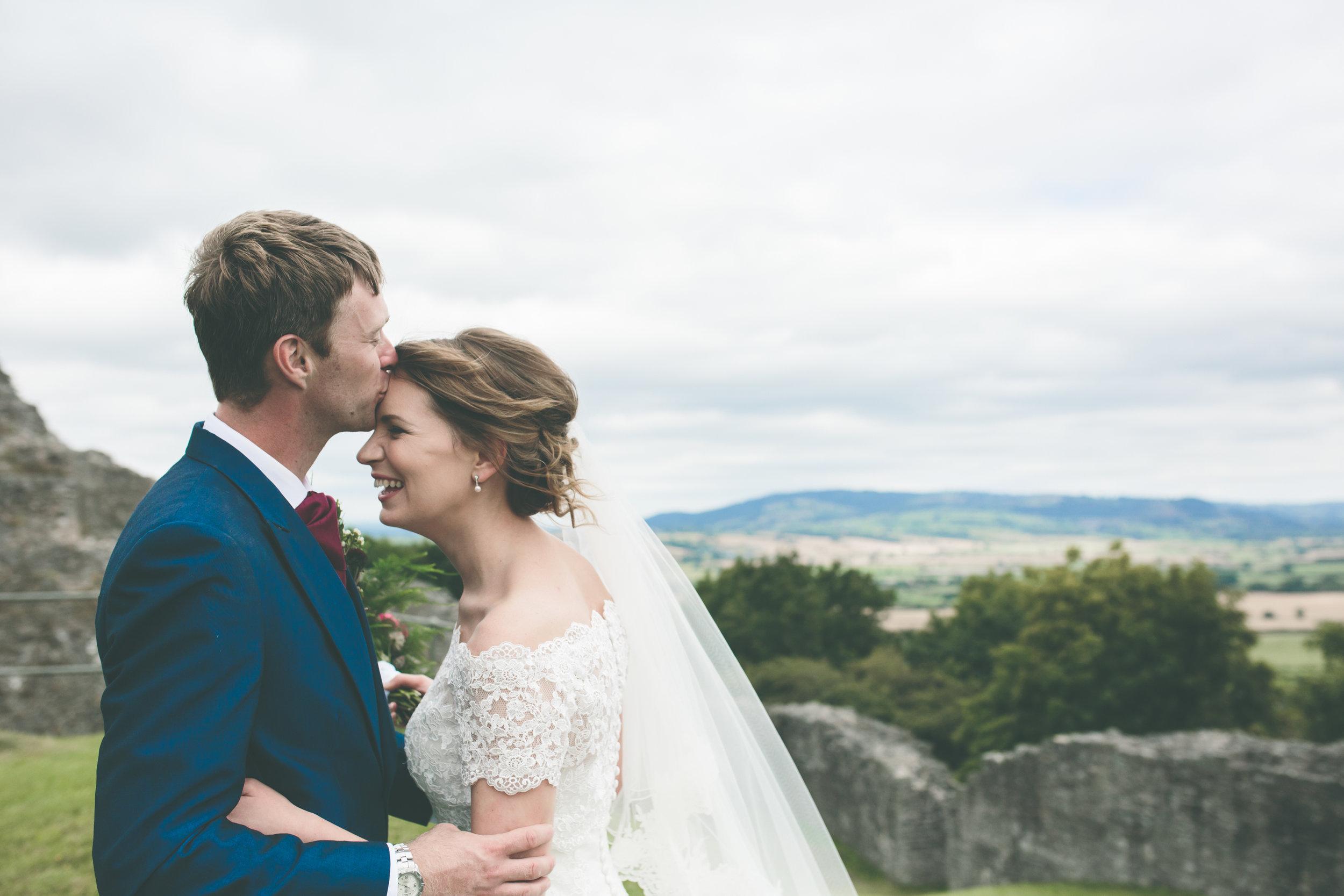 Couples portrait, Wales wedding photography