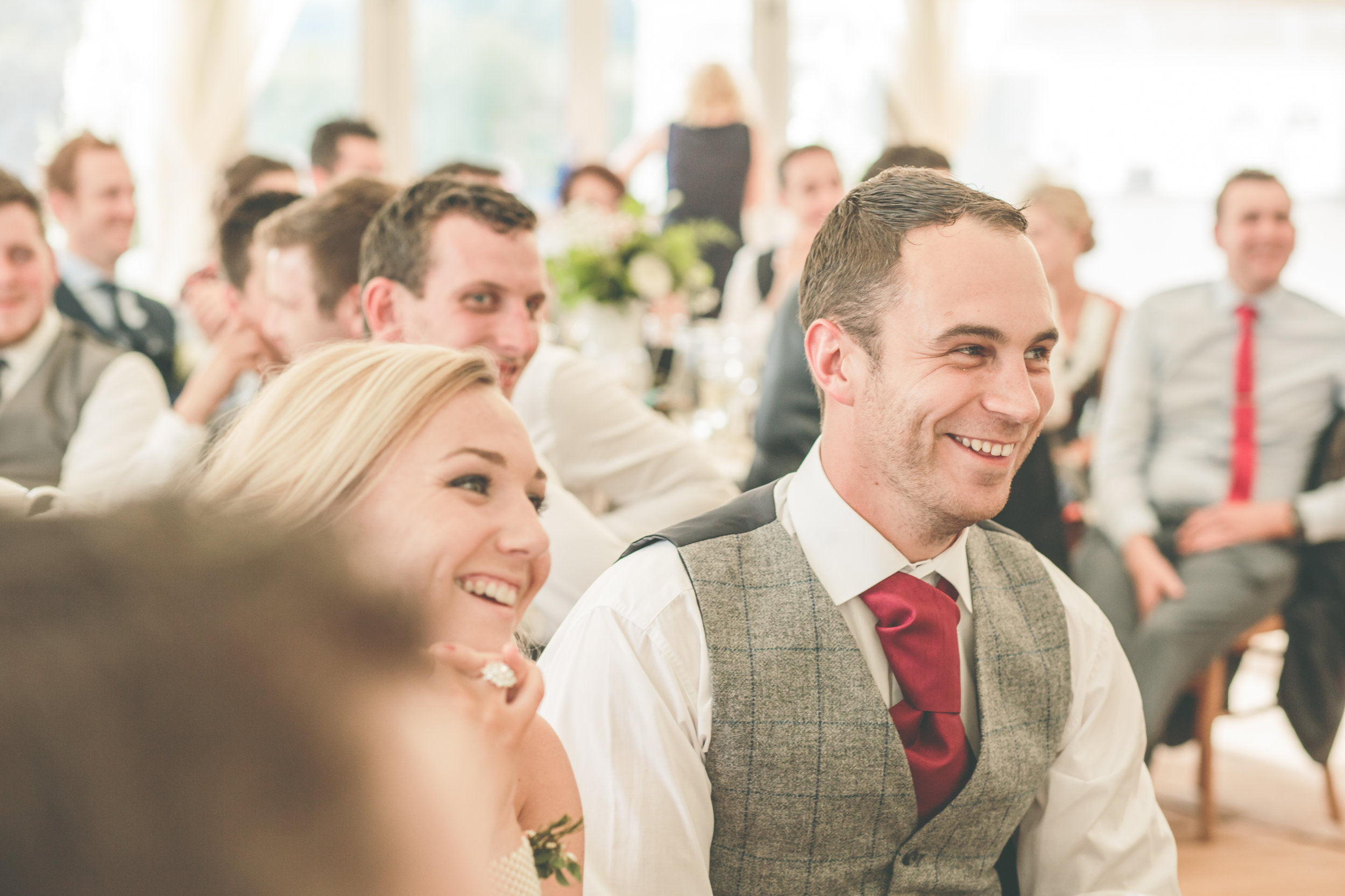 Speeches, natural alternative wedding photography
