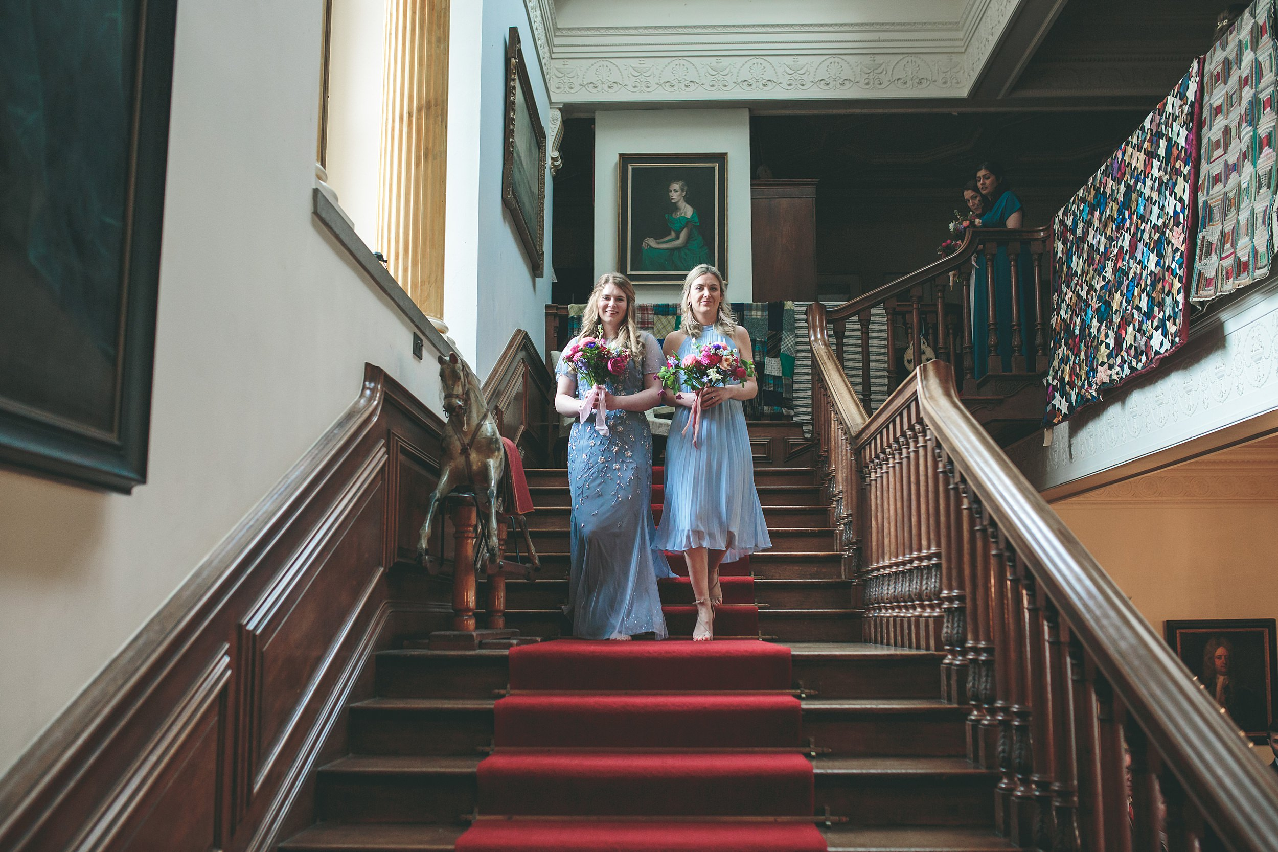 Wes Anderson Wedding Photography Cornwall Photographer Walcot Hall 00054.jpg