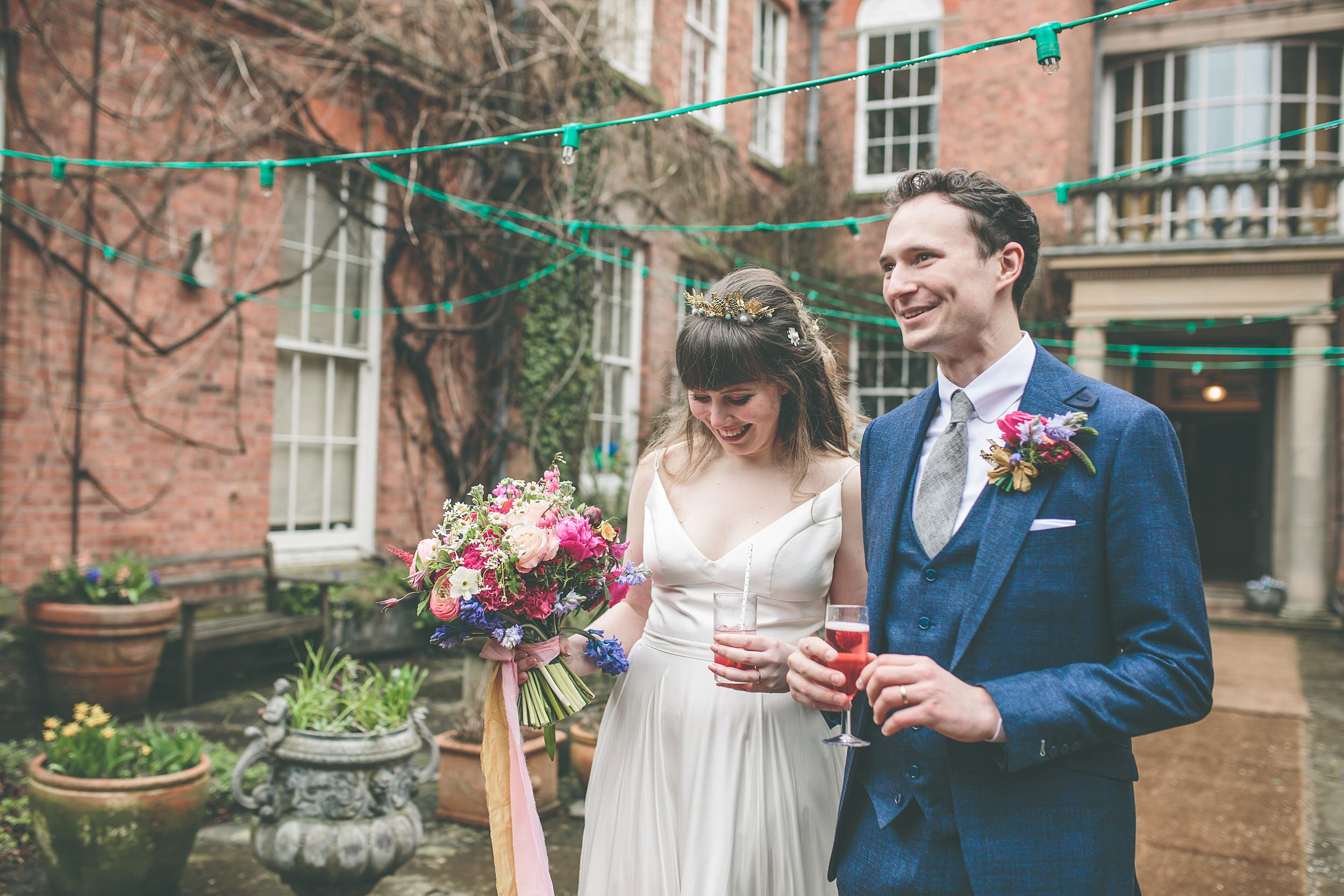 Wes Anderson Wedding Photography Cornwall Photographer Walcot Hall 00069.jpg