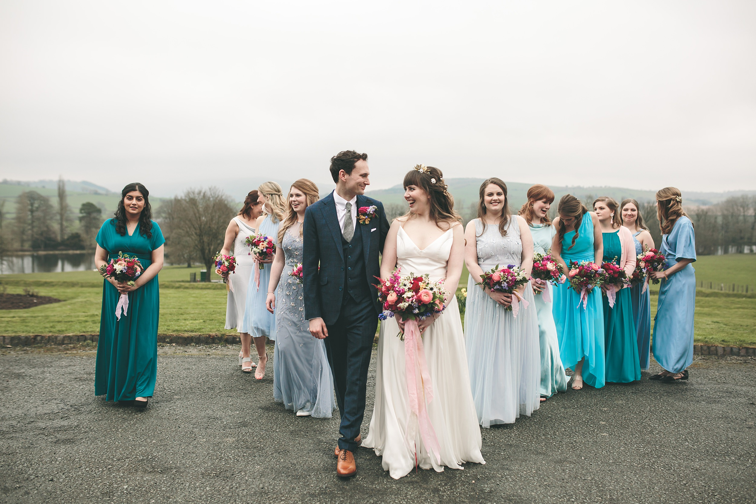 Wes Anderson Wedding Photography Cornwall Photographer Walcot Hall 00071.jpg