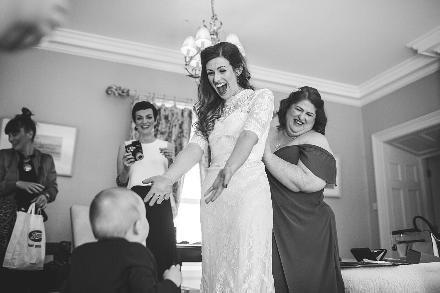 Irish wedding photographer Cork Connermara