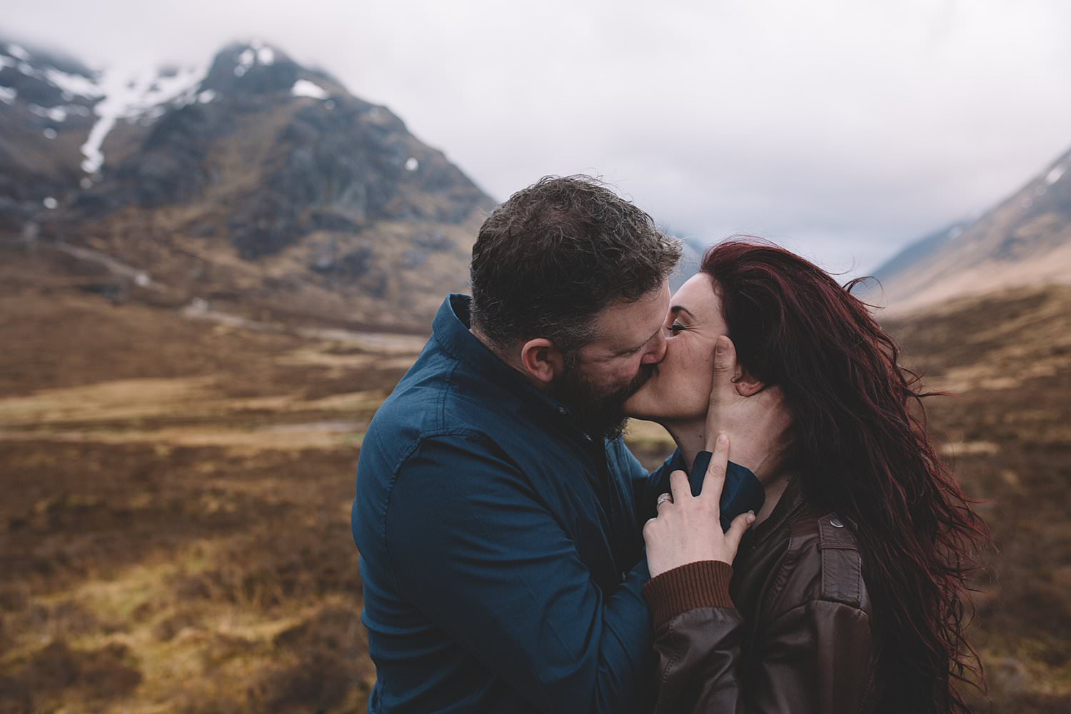 Elopement Photography Scotland Scottish Highlands