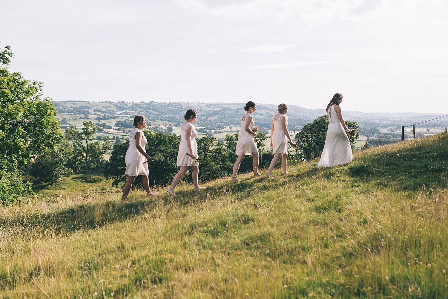 Documentary wedding photographer Cornwall Devon Southwest UK